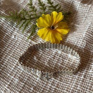 Beautiful vintage sterling bracelet